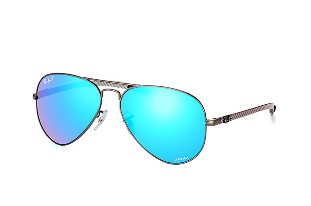 4bde31fd4d1 ... Sunglasses  Ray-Ban RB 8317-CH 029 A1. null perspective view ...