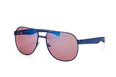 Lacoste L 186S 424, Aviator Sonnenbrillen, Blau