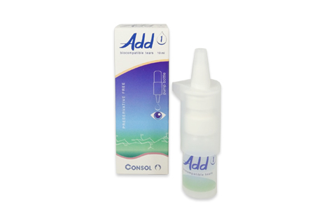 Add1 (pump bottle) 10ml etunäkymä