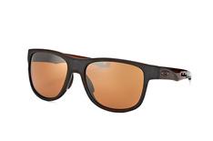 Oakley Crossrange R OO 9359 07, Square Sonnenbrillen, Schwarz
