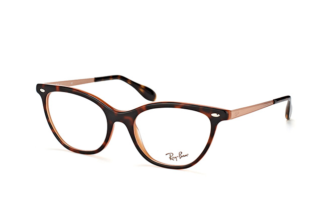 4494f1ee80 ... Glasses  Ray-Ban RX 5360 5713. null perspective view ...