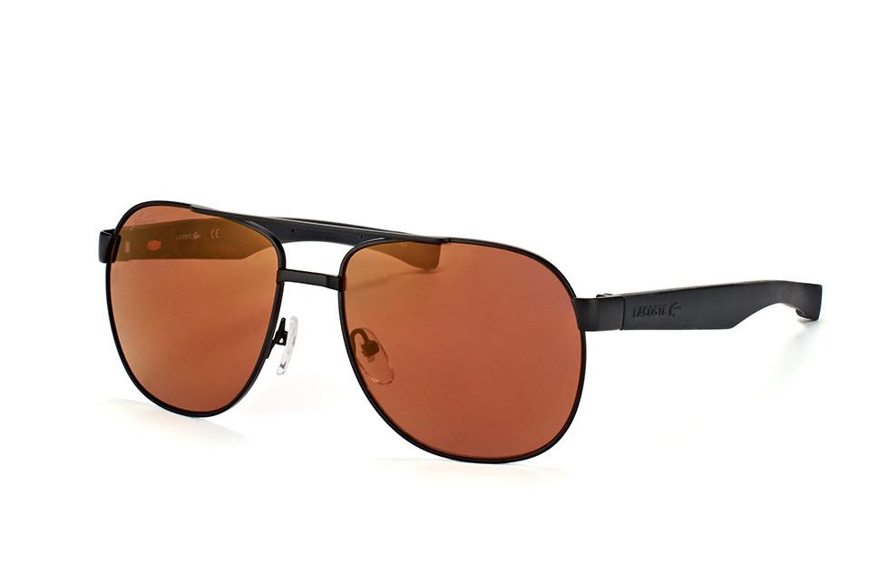 L 186S 001, Aviator Sonnenbrillen, Schwarz