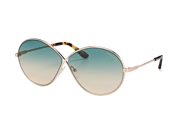 Tom Ford Rania 02 FT 0564/S 28P Perspektivenansicht