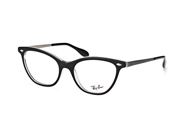 RAY BAN RAY-BAN Damen Brille » RX5360«, schwarz, 2034 - schwarz