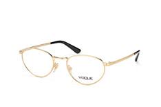 Vogue Eyewear Gigi Hadid VO 4084 280, Round Brillen, Goldfarben