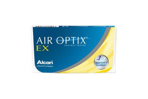 Air Optix Air Optix Ex frontvisning