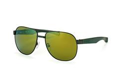 Lacoste L 186S 315, Aviator Sonnenbrillen, Gruen