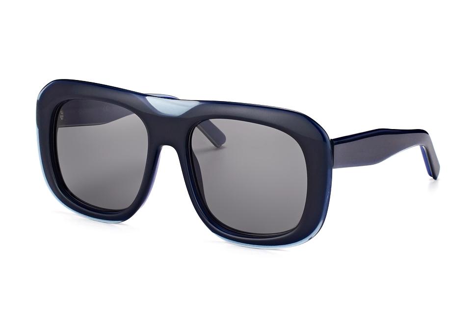 CK 4341S 970, Butterfly Sonnenbrillen, Blau
