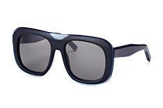 Calvin Klein CK 4341S 970, Butterfly Sonnenbrillen, Blau