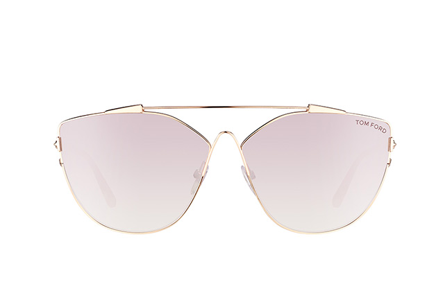 Tom Ford Jacquelyn02 FT 0563/S 33Z Perspektivenansicht