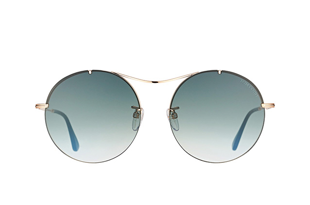 Tom Ford Veronique02 FT 0565/S 28B Perspektivenansicht