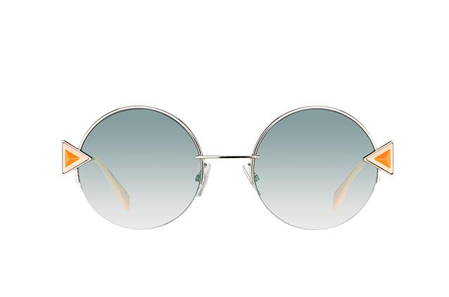 Fendi FF0243/S Sonnenbrille Silber VGV 51mm 39C64d2