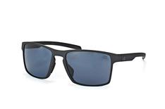 Adidas Wayfinder AD 30 9200, Square Sonnenbrillen, Schwarz