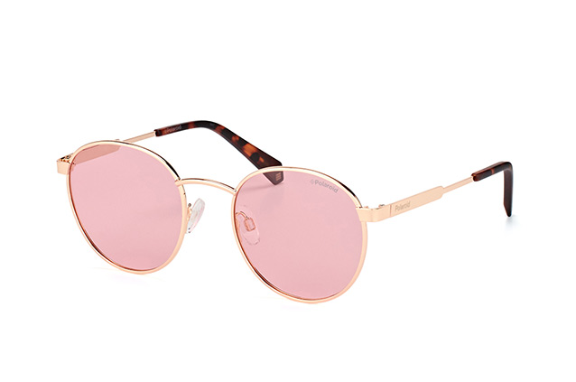 Polaroid Sonnenbrille » PLD 2053/S«, rosa, 35J/0F - rosa/rosa