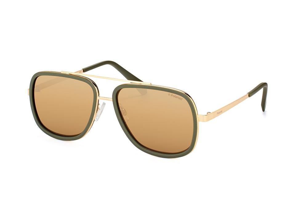 PLD 6033/s 1Ed.lm, Aviator Sonnenbrillen, Goldfarben