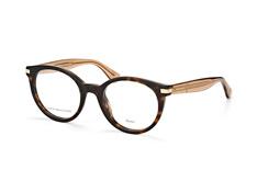 Tommy Hilfiger TH 1518 086, Round Brillen, Havana