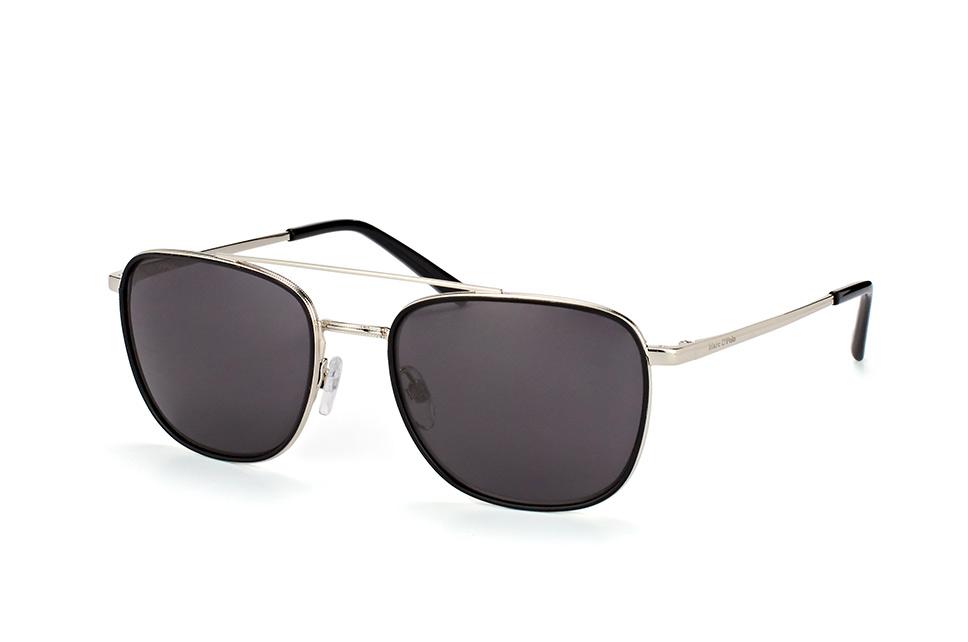 Marc O'polo Eyewear MOP 505058 00, Aviator Sonnenbrillen, Schwarz