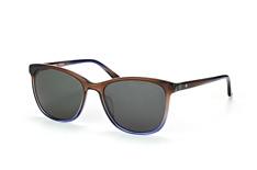 Humphreys 588110 60, Butterfly Sonnenbrillen, Blau