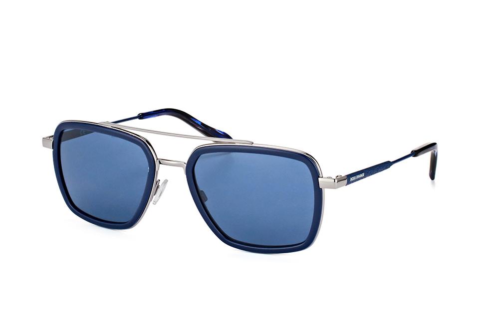 BO 0306/s Pjp.ku, Aviator Sonnenbrillen, Blau