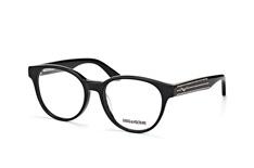 Zadig & Voltaire VZV 120S 0700, Round Brillen, Schwarz