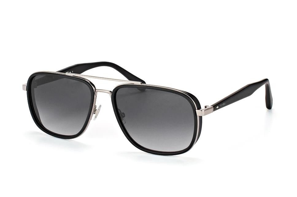 FOS 2064/s 003.9O, Aviator Sonnenbrillen, Schwarz