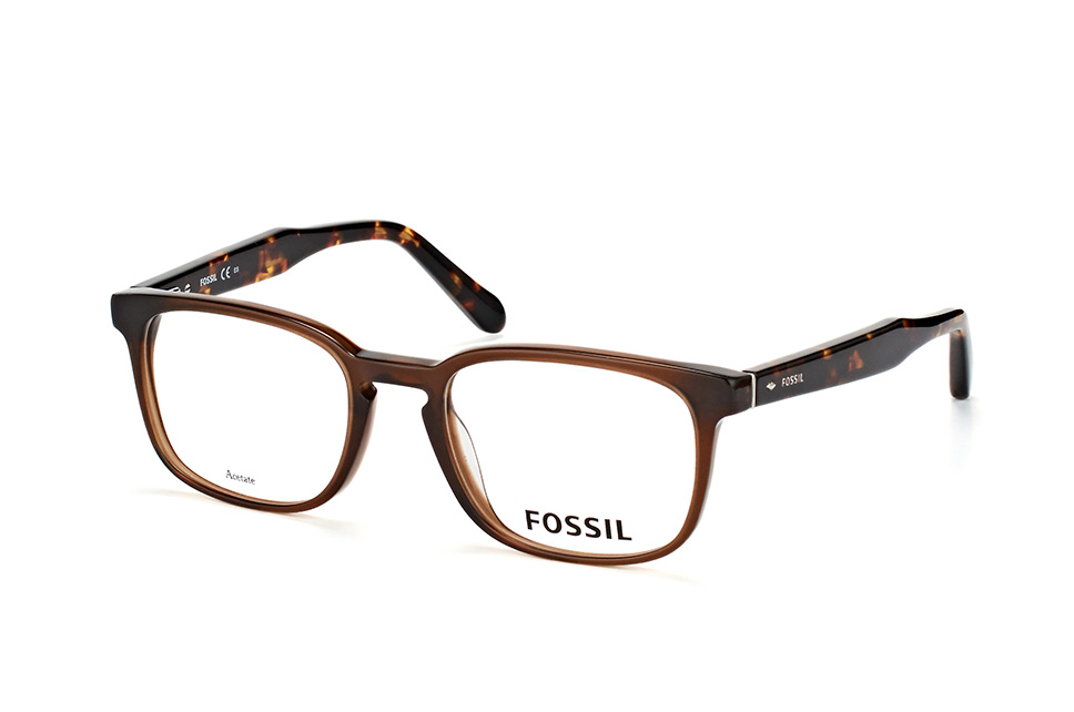 Fossil Herren Brille » FOS 7014«, braun, YL3 - braun