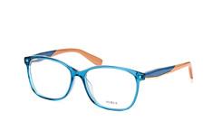 Furla VU 4991 0T90, Square Brillen, Blau