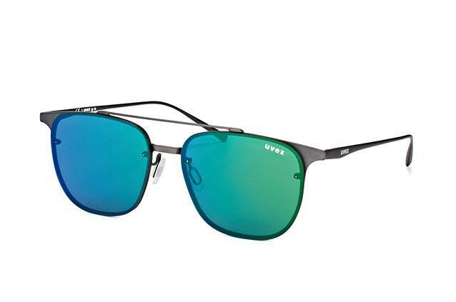 Uvex LGL 38 Sonnenbrille Silber ICUCgmlM
