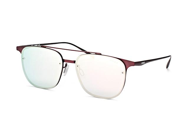 Uvex LGL 38 Sonnenbrille Silber Cb0zH
