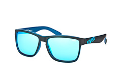 Uvex lgl 39 2416, Square Sonnenbrillen, Blau