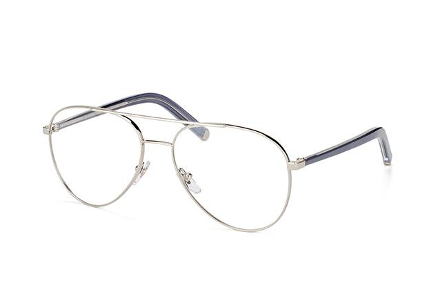f8e88b4ecc8b3 ... Retrosuperfuture Glasses  Super by Retrosuperfuture Numero 34 Argento  2CR R. null perspective view ...