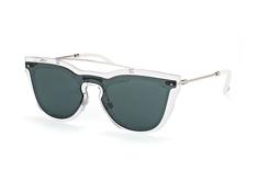 Valentino VA 4008 5024/87, Singlelens Sonnenbrillen, Transparent