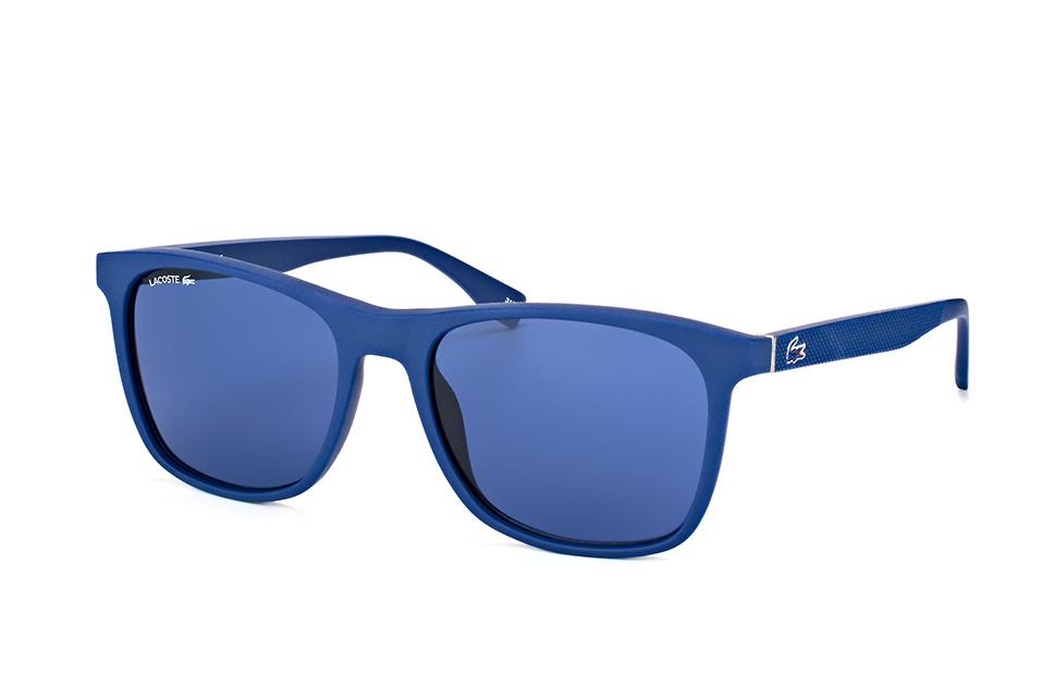 L 860S 424, Square Sonnenbrillen, Blau