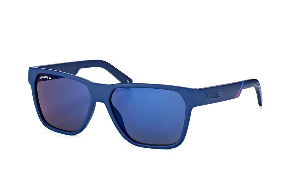 L 867S 424, Square Sonnenbrillen, Blau