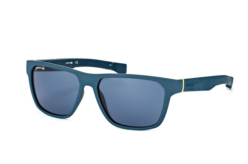 L 869S 414, Square Sonnenbrillen, Blau