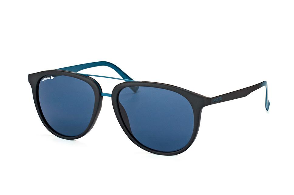 L 862S 002, Aviator Sonnenbrillen, Schwarz