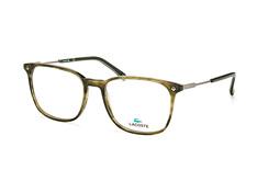 lacoste-l-2805-317-square-brillen-gruen