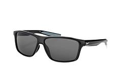 Nike Premier EV 1073 001, Square Sonnenbrillen, Schwarz