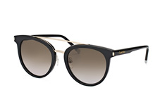 Calvin Klein CK 4352S 001, Butterfly Sonnenbrillen, Schwarz
