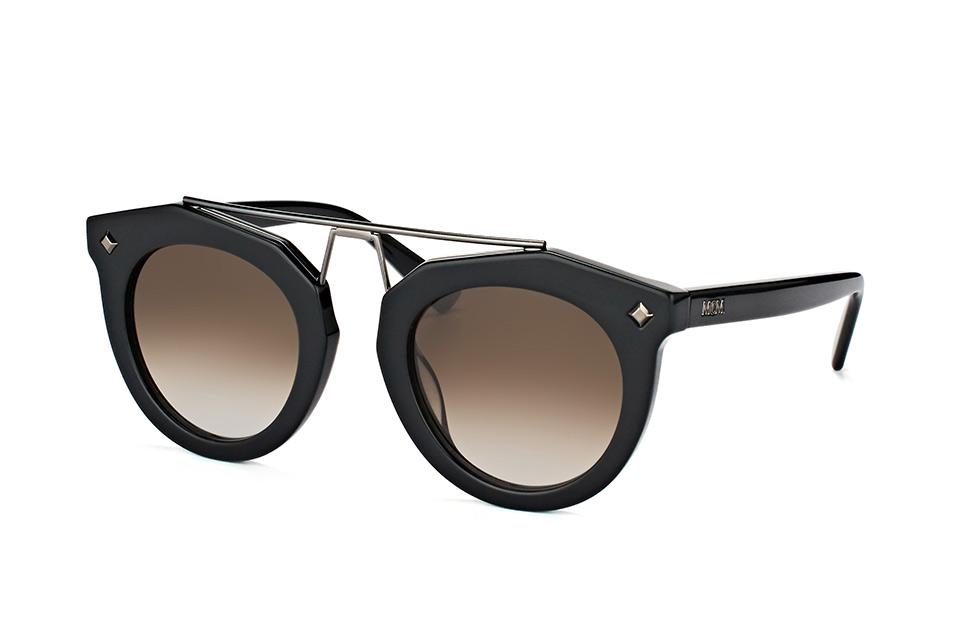 mcm -   636S 001, Aviator Sonnenbrillen, Schwarz