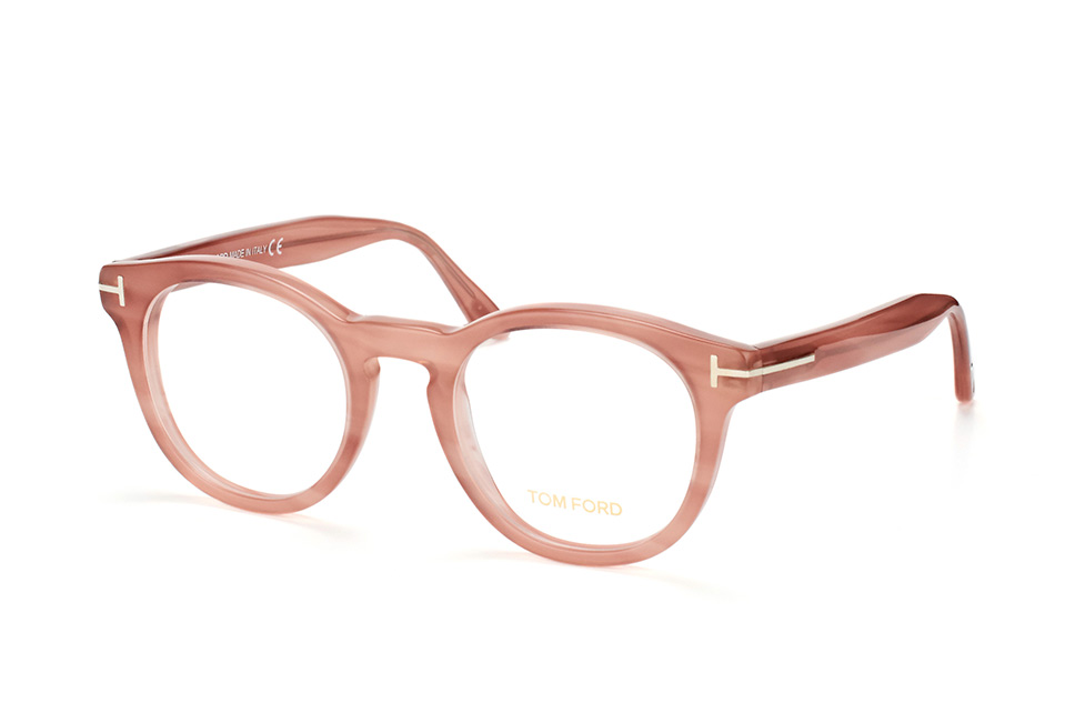 Tom Ford Brille » FT5489«, gelb, 041 - gelb