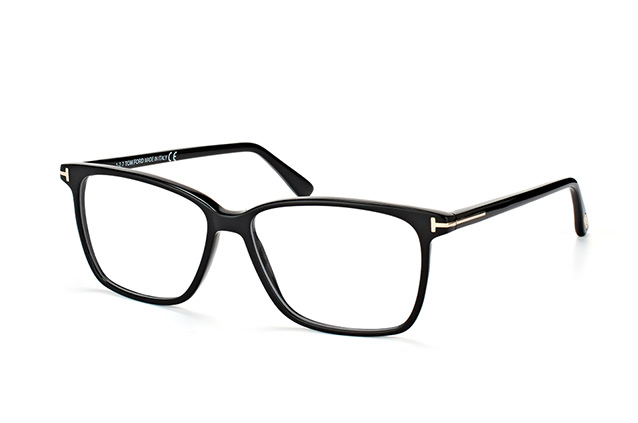 Tom Ford FT 5478-B 001 Perspektivenansicht