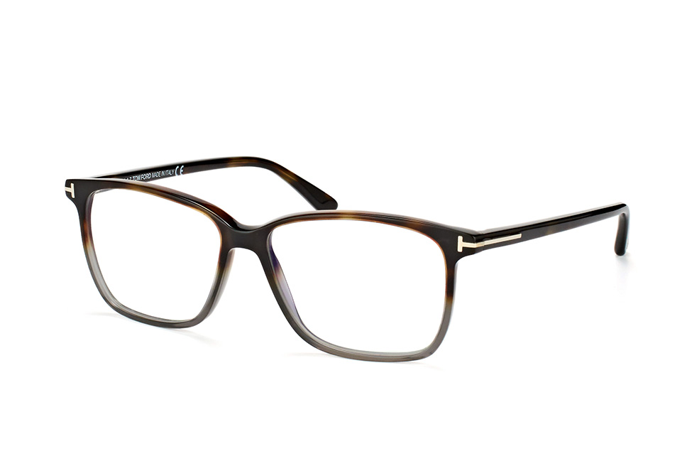 Tom Ford Herren Brille » FT5477«, grau, 020 - grau