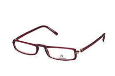 Rodenstock R 5313 B, Narrow Brillen, Dunkelrot