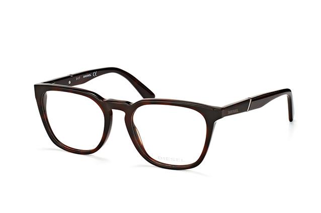 Diesel Brille » DL5256«, braun, 052 - braun