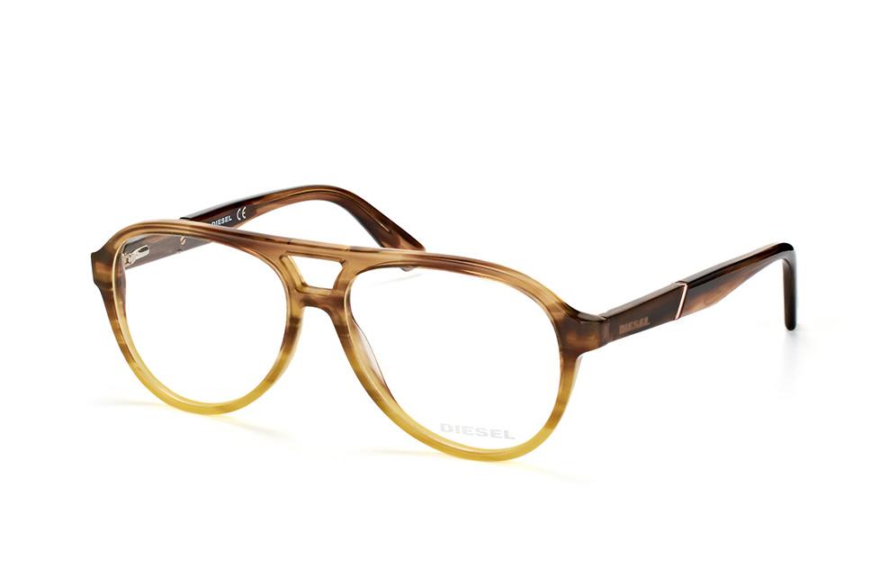 Diesel Herren Brille » DL5255«, braun, 052 - braun