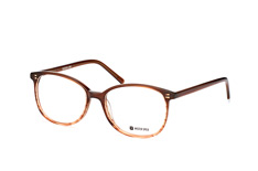 Mister Spex Collection Aurel Transparent Brown tamaño pequeño