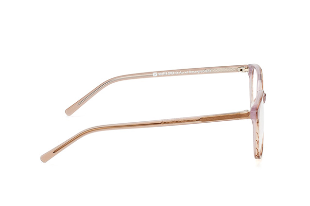 Mister Spex Collection Aurel Rose Gradient Perspektivenansicht