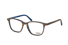 Mexx 2512 100, inkl. Gläser, Quadratische Brille, Unisex - Preisvergleich