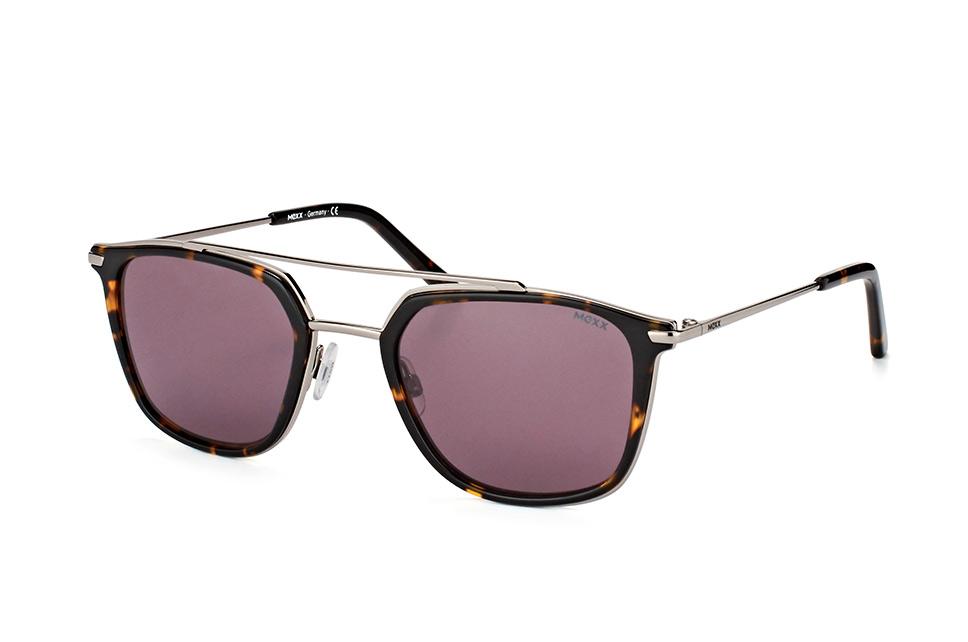 6361 100, Aviator Sonnenbrillen, Havana